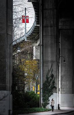 Photograph - Granville Island Urban Enclave by Brad Koop