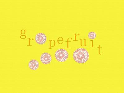 Grapefruit Mixed Media - Grapefruit by Kathleen Sartoris
