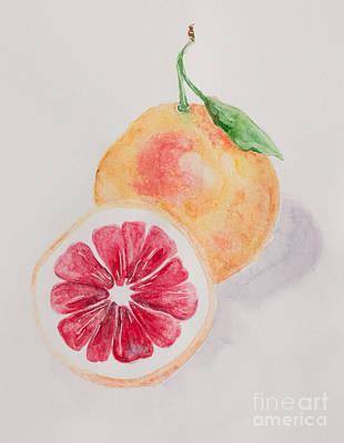 Grapefruit Original by Marya Patapovich