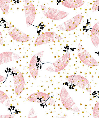 Grapefruit Digital Art - Grapefruit Smoothie by Uma Gokhale