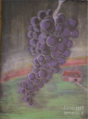 Grapes Of Wrath Art Print