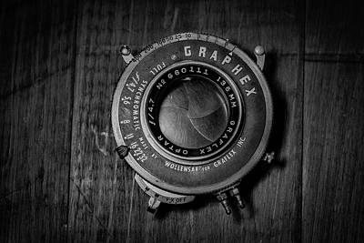 Photograph - Graphex Lens by Ray Congrove
