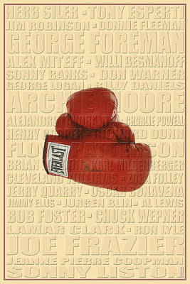 Graphic Ali Art Print
