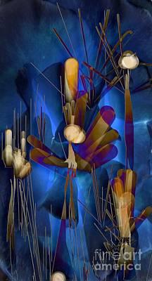 Digital Art - Graphics 1407 by Marek Lutek