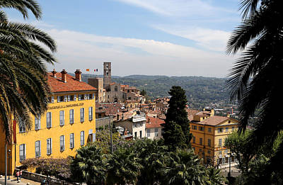 Photograph - Grasse 2 by Andrew Fare