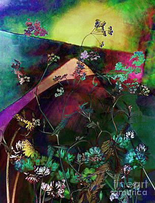 Grassland Series No. 6 Art Print by Vinson Krehbiel