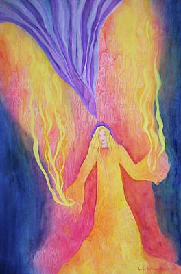 Painting - Gratitude by Lynda Hoffman-Snodgrass