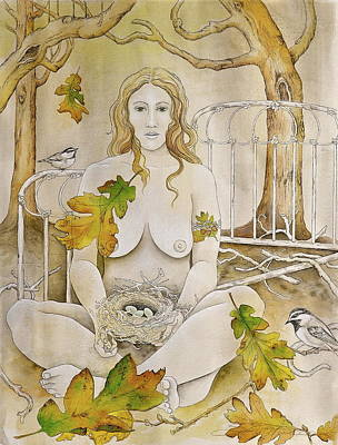 Gratitude Art Print by Sheri Howe