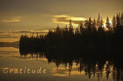 Photograph - Gratitude by Sherri Meyer