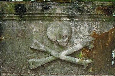 Grave Business 2 Art Print by Robert Joseph