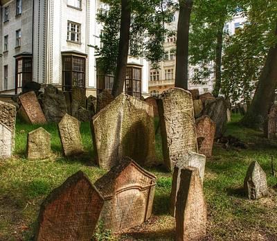 Photograph - Graveyard Shift I by Kathi Isserman