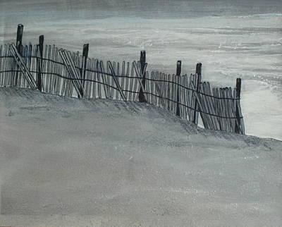 Gray Day Original by Jeffrey Engle