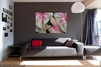 Photograph - Gray Living Room 1 by Patricia Strand