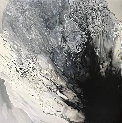 Painting - Grazie by Soraya Silvestri
