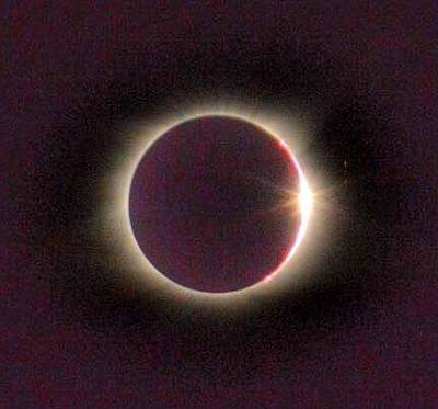 Photograph - Great American Solar Eclipse by Sumoflam Photography