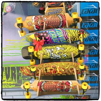 Great Art On These Skateboards! Art Print