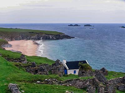 Photograph - Great Blasket Island by Noel O Neill