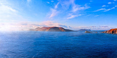 Photograph - Great Blasket Island - Off The Irish Coast by Mark E Tisdale