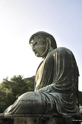 Great Buddha Of Kamakura Art Print