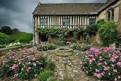 Great Chalfield Manor Art Print