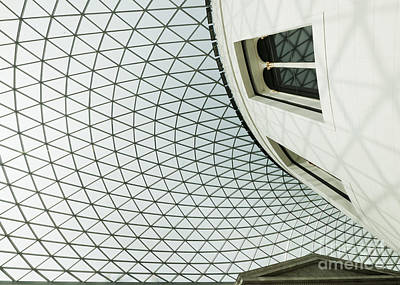 Photograph - Great Court Angled by Chris Dutton