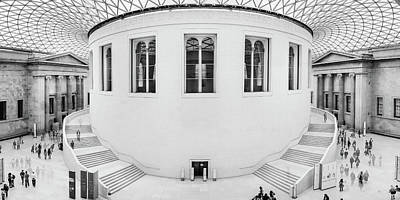 Photograph - Great Court by Michael Niessen