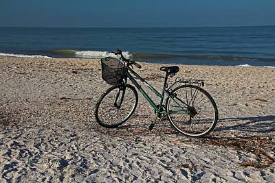 Photograph - Great Day For A Ride by Michiale Schneider