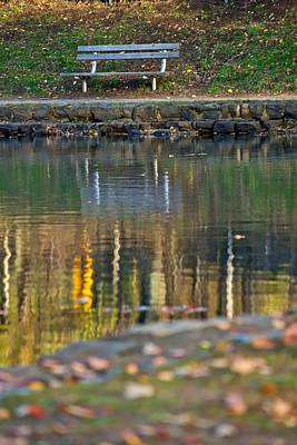 Autumn Photograph - Great Expectations by Barbara Lobosco