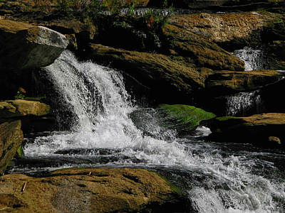 Photograph - Great Falls 2 by Raymond Salani III