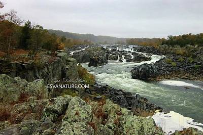 Photograph - Great Falls 9859 by Captain Debbie Ritter