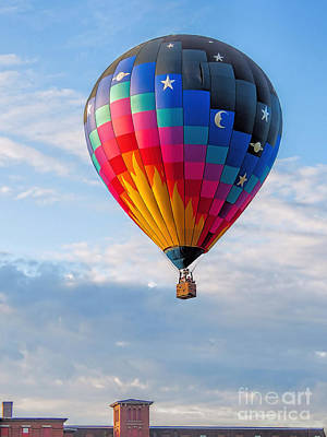 Photograph - Great Falls Balloon Festival Twin Cities  by Janice Drew