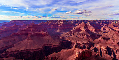 Nature At Its Best Photograph - Great Grand Canyons by Abhay P