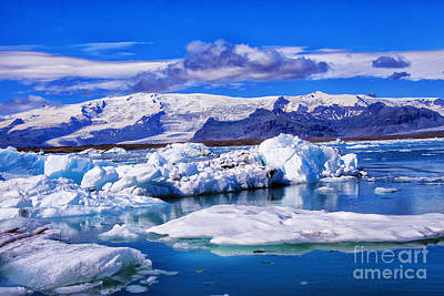 Photograph - Great Ice by Rick Bragan