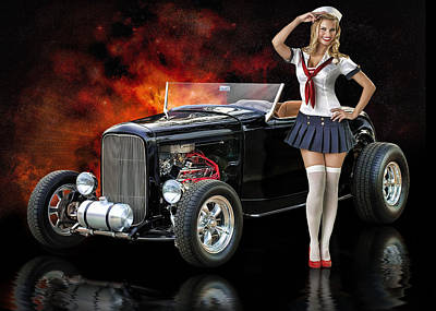 4th July Digital Art - Great Is The Cost Through Lives That Are Lost by Rat Rod Studios