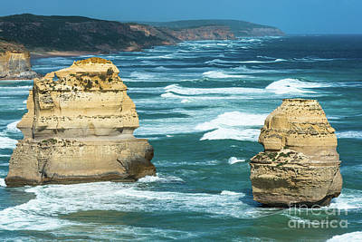 Photograph - Great Ocean Road by Andrew Michael