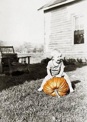 Photograph - Great Pumpkin by JAMART Photography