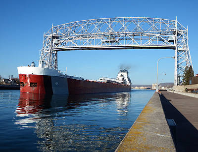 Duluth Photograph - Great Republic by Alison Gimpel