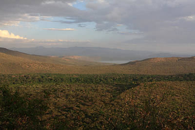 Photograph - Great Rift Valley, Ethiopia, Africa by Aidan Moran