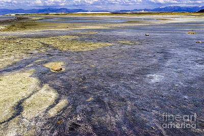 Photograph - Great Salt Lake Basin by Ben Graham