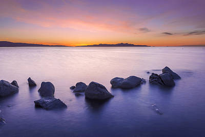 Photograph - Great Salt Lake by Dustin  LeFevre