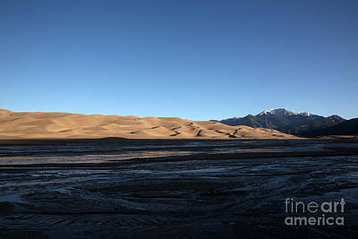 Photograph - Great Sand Dunes National Park by Betty Morgan
