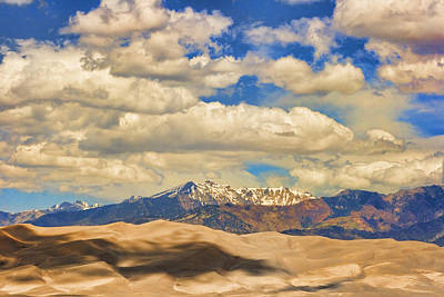 Bo Insogna Photograph - Great Sand Dunes National Monument by James BO  Insogna