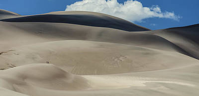 Great Sand Dunes National Park II Art Print
