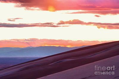American Milestones - Great Sand Dunes National park by Jeff Swan
