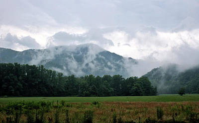 Photograph - Great Smokies by Cathy Harper