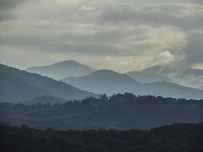 Photograph - Great Smoky Mountain Landscape by NaturesPix