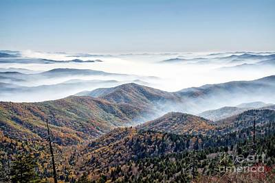 Photograph - Great Smoky Mountains by Debbie Green