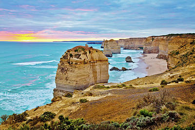 Victoria Photograph - Great Southern Land by Az Jackson