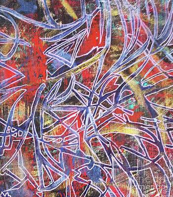 Painting - Great Vivance by Elina Silva