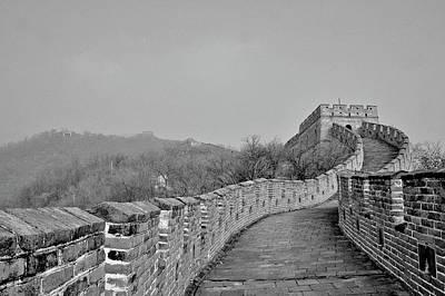 Photograph - Great Wall by Alejandro Cupi